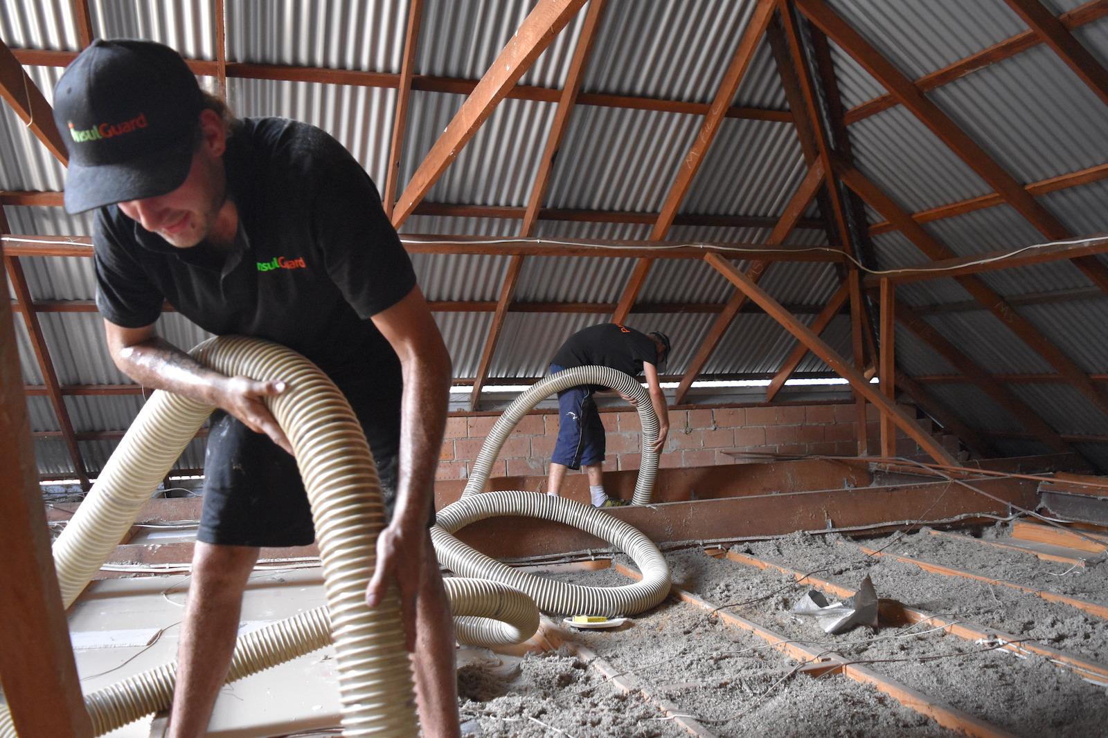 insulation removal perth